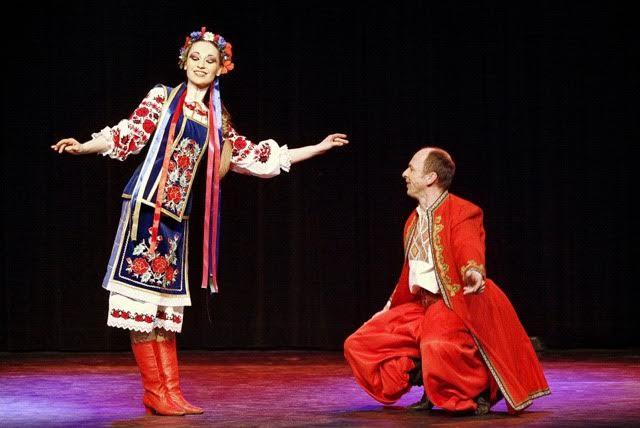 Ballet-Alexandrov